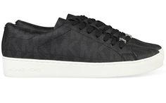 Michael Kors schoenen Keaton Lace Up black koop je online bij MooieSchoenen.nl