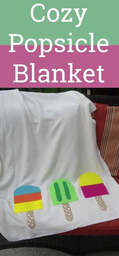 Summer nights are getting colder but I'm not moving indoors. Blanket Box, Summer Diy, Long Weekend, Summer Nights, Popsicles, Stay Warm, Beautiful Homes, Diy And Crafts, Diy Projects