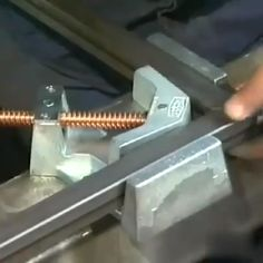 Woodworking Clamp Tool Triangle 90 Degree Fixture (Order Today and Save JUST TODAY - Perfect corner clamp, allows Two Wood Block ofDifferent Thicknesses to be joined at the 90 Degree A - Welding Tools, Metal Welding, Diy Welding, Welding Shop, Welding Crafts, Metal Projects, Welding Projects, Diy Projects, Welding Ideas