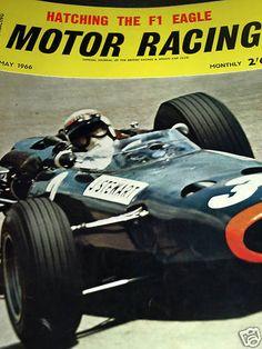 1966 SEBRING 12 HOURS FORD GTX1 RUBY MILES EAGLE GURNEY