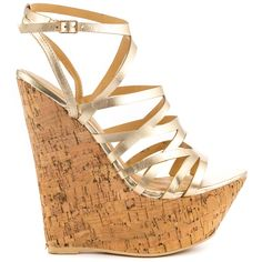 Aryssa - Gold JustFab $54.99