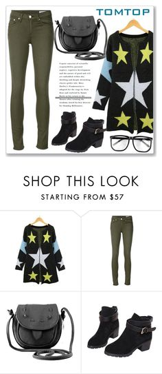 """""""TOMTOP+ 22"""" by amra-mak ❤ liked on Polyvore featuring rag & bone/JEAN, tomtop and tomtopstyle"""