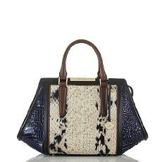 8194238e5 Arden SatchelCreme Carlisle Brahmin Bags, Brahmin Handbags, Stylish Handbags,  Best Handbags, Carlisle