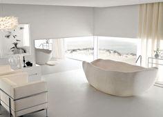 Wunderbar Italienisches Badezimmer, Badewanne, Badezimmer Dekor, Badezimmer Design, Moderne  Badezimmer, Haus Bauen