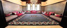 Tapis Artco pour salon marocain