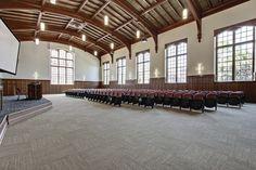 Auditorium in Williams-Johnston