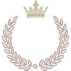 RAMOS COM COROA 13 CM