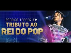 Rodrigo Teaser - Tributo ao Rei do Pop (promo) Rodrigo Teaser, Pop, Michael Jackson, King, Music, Youtube, Popular, Pop Music, Muziek