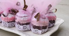 Favor party ideas | Click on the Tea Party tag below to see all the posts from this party.
