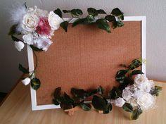 ウエルカムボードNo.02 | アトリエしゅう夢 プリザーブドフラワー(Preserved Flower)