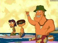 Surfs up bros Cartoon Fan, Cartoon Shows, 90s Tv Shows, Beach Hippie, Swimming Party Ideas, Rocket Power, Surfer Style, 90s Cartoons, Surfs Up