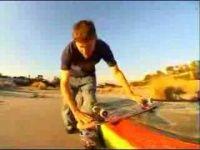 Rodney Mullen ensinar como fazer um Darkslide.