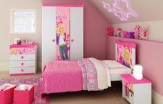 Em casa de Maria: Um Quarto de Barbie