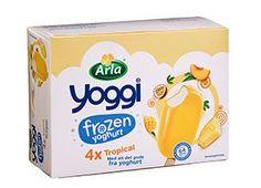 Arla Yoggi Frozen Yoghurt bars