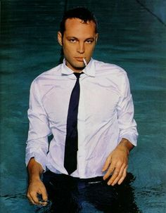 Vince Vaughn <3 I didn't think I liked young VV till I saw this picture. Guess I do!
