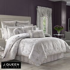 Twin Bed Sets With Comforter Bed Linens Luxury, Luxury Bedding Sets, Furniture, Shabby Chic Bedrooms, Home, King Comforter Sets, Bedroom Design, Luxurious Bedrooms, Luxury Comforter Sets