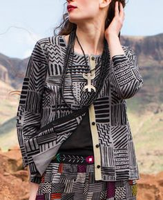 Gudrun Sjoden African extra summer collection 2015
