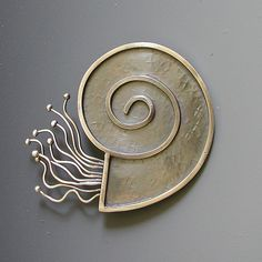 Sterling Silver Nautilas May Challenge http://duffydesigns.artspan.com
