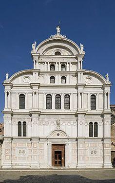 Early Renaissance | Mauro Codussi | San Zaccaria, Venice