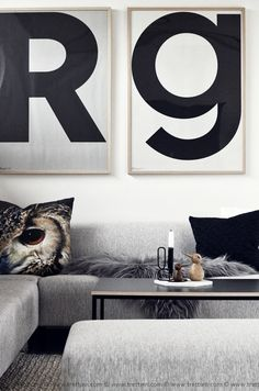 'G' by Playtype. Purchase this Stunning Print Online at Pop Motif. http://popmotif.co.nz/collections/all/products/g-1