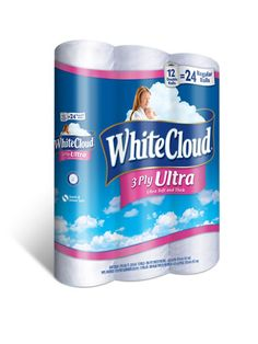 White Cloud Toilet Paper Coupon 2012 + Walmart Deal Scenario Here is a rare White Cloud Toilet Paper printable coupon! White Cloud toilet paper is sold Best Toilet Paper, Walmart Deals, Walmart Stores, Cool Things To Buy, Good Things, Consumer Reports, Good Housekeeping, Printable Paper, Shopping Hacks