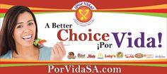 ¡Por Vida! San Antonio's Healthy Menu Initiative