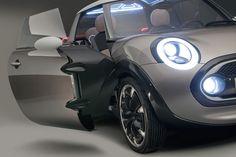 Mini Rocketman concept car #mini #car #concept #future