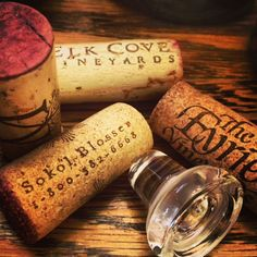 Five Outstanding Oregon Pinot Noirs #winechat