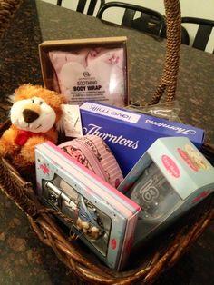 Priyanka's 18th Birthday Gift Basket
