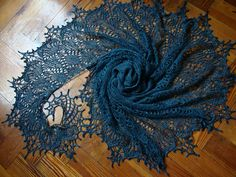 Out of Darkness pattern by Boo Knits