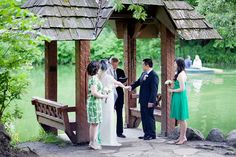 A Guide to Central Park Wedding Ceremony Locations NYC - Wagner Cove