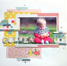 paper: pretty paper. true stories. {and scrapbooking classes with cupcakes.}: Glitter Girl takes on scrapbooking with minimal supplies