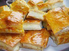 Μια απλούστατη πανεύκολη και νόστιμη τυρόπιτα για αρχάριους. Μια συνταγή που με 4 υλικά και 3 κινήσεις έχετε έτοιμη σε 10΄για το φούρνο μια γευστικότατη τυ