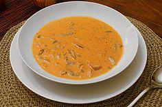 Pikante Gyros - Suppe, ein raffiniertes Rezept aus der Kategorie Eintopf. Bewertungen: 14. Durchschnitt: Ø 4,0.