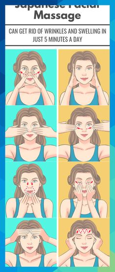 This Japanese Facial Massage Can Get Rid Of Wrinkles And Swelling In Just 5 Minu. This Japanese Facial Massage Can Get Rid Of Wrinkles And Swelling In Just 5 Minutes A Day (Supermodels Swear by It) Yoga Facial, Facial Diy, Beauty Tips For Skin, Health And Beauty Tips, Beauty Skin, Health Tips, Beauty Care, Diy Beauty, Natural Beauty