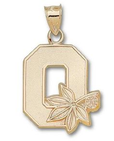 28 best ohio state pendants images on pinterest ohio state ohio state buckeyes 78 block o pendant 10kt gold jewelry aloadofball Image collections