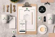 Branding / Stationery Hero Image