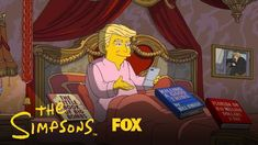 Well.  I had to share this one... ;) Seriously, I LOVE The Simpsons​! LOVE THEM! (I also REALLY love the delicious irony that they're on Fox and not only that, that they continue to be one of Fox's most lucrative and successful shows... of all time!) #love