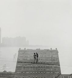 Harry Callahan, Chicago, Made of gelatin silver print