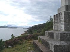 MURCHISONS FROM SCOTLAND | Murchison Memorial (Murchison's Monument) in Balmacara near Plockton ...
