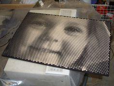 Drucken mit DIY CNC-Fräse – Daynetcowboy