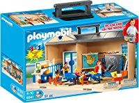 """Playmobil - Take Along School - Playmobil - Toys""""R""""Us Play Mobile, Fin Fun, Playmobil City, Family Presents, Toys R Us Canada, School Sets, Toy Kitchen, Toy Store, Educational Toys"""