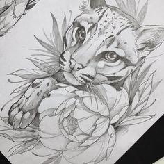 Drawings of tattoos, drawings of animals, body art tattoos, tattoo art, tat Tattoo Sketches, Drawing Sketches, Tattoo Drawings, Body Art Tattoos, Drawing Ideas, Tattoos Skull, Sketching, Beautiful Drawings, Cool Drawings