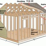 framing a shed