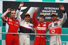Momento épico en el deporte automotor mexicano.