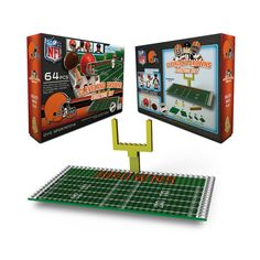 OYO Endzone Set - Cleveland Browns