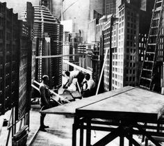 Building Fritz Lang's Metropolis