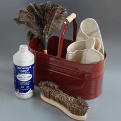 Labour and Wait Cleaning Kit.