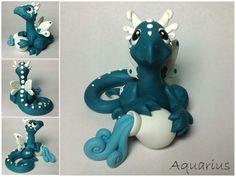 deviantART: More Like Fenrick, the lemur/sugar glider clay creature by ~crystalcookart  I love her work. Very cute!