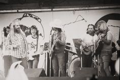 Willie's First Picnic - with Michael Murphy, Leon Russell, and The Nitty Gritty Dirt Band.